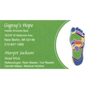 Gypsy's Hope: Margot Jackson