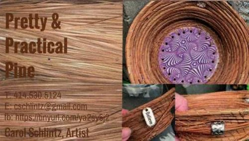 Pretty & Practical Pine