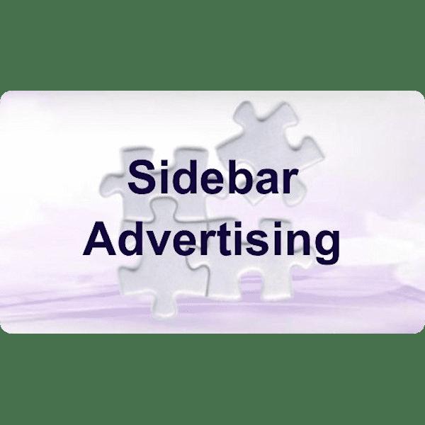 Sidebar Advertising