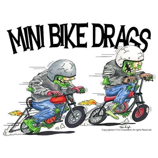 Mini Bike Drags 1