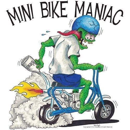 Bonanza Mini Bike Maniac