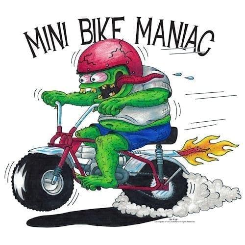 Bronc Mini Bike Maniac