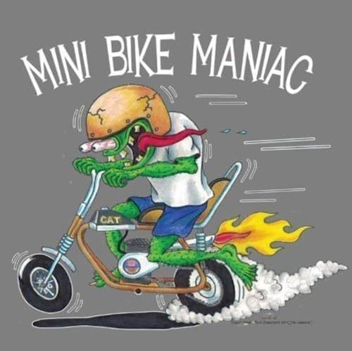 Cat Mini Bike Maniac