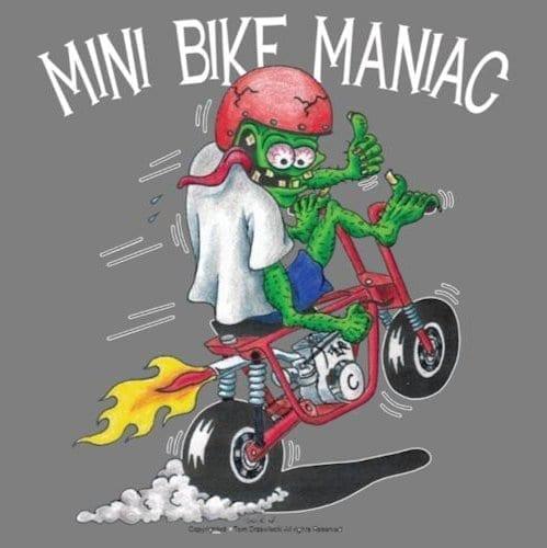 Gilson Mini Bike Maniac