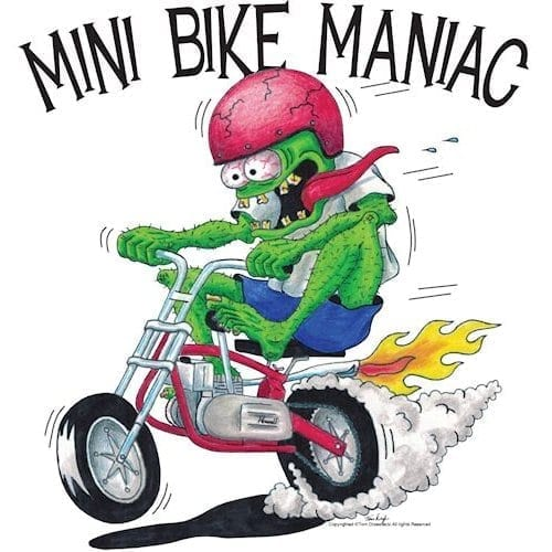 Powell Mini Bike Maniac