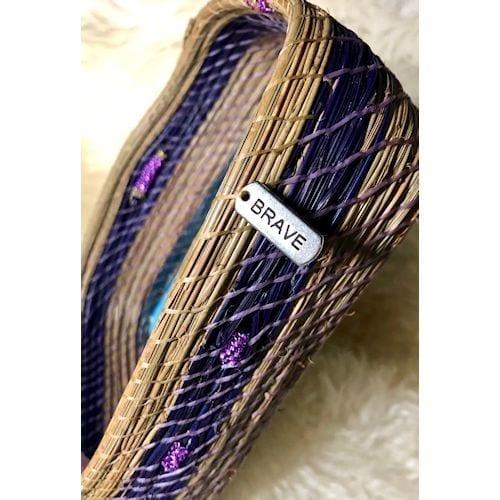 Purple Orchid #192 - 3